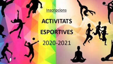 Activitats Esportives 2020-21